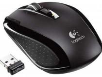 Mouse Logitech VX Nano Laser fara fir negru pentru notebook