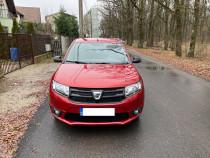 Dacia Logan 1.2 bnz Euro 6 carte service, prop de noua