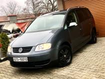 Volkswagen Touran 1.9Tdi Cutie Automata