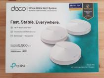 Sistem Wi-Fi Mesh TP-Link Deco M5 (3-pack) AC1300 Gigabit