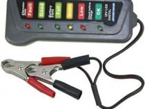 Tester auto baterie si alternator