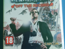DeadRising 2 Off The Record Ps3