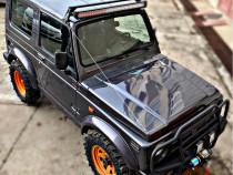 Suzuki Samurai / 4x4 / off road / troliu / simex