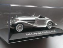 Macheta Mercedes Benz 540K Spezial Roadster 1936 -Atlas 1/43