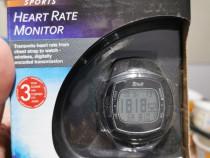 Ceas cu pedometru, puls, calorii etc CRIVIT sigilat