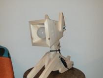 Lampa/veioza catel