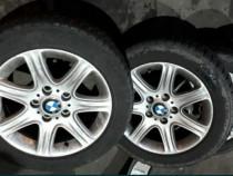 Jante BMW Star Spoke 377, anvelope iarna