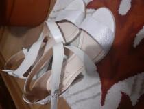 Sandale piele marimea 39