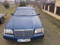 Mercedes S klasse 350,w140