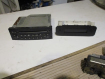 Cd-player-casetofon-ceas-display peugeot 206