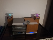Sistem Hi-Fi SONY CMT-SD3 2.1 2x25W sateliți SA