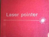 Laser puternic 3D verde