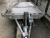 Remorca transport auto Eduards