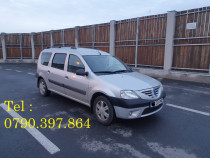 Dacia logan mcv - 7 locuri -167.000 km reali unic proprietar