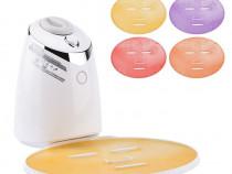 Aparat cosmetic automat preparare masti faciale cu colagen
