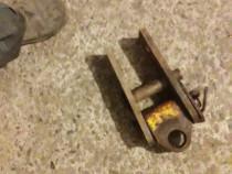 Cupla tractor adaptoare remorcă