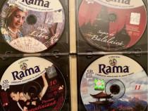 "6 CD-uri Colectia ""Calatorie muzicala in jurul lumii"""