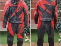 Costum moto Ixs/ geaca si pantaloni! Piele protecții