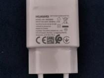 Încărcător priză Huawei HW-050200E02, 2A și cablu USB, tip C