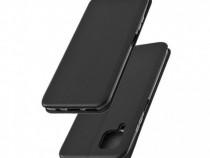 Husa telefon Flip Magnet Book Huawei P40 Lite Black