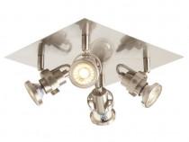 Corp de Iluminat Aplica / Lustra / Plafoniera crom 4 x 50 W