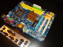 Gigabyte placa de baza GA-G31M-ES2L LGA 775 DDR2 + Procesor
