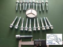 Prezoane Mercedes M12 x 1,5 filet 63 mm cap Semisferic Orice