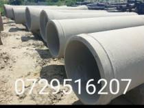 Tuburi de beton cu inserție metalica premo