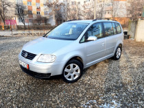 Volkswagen VW Touran 1.9TDI 105CP 2007 7 locuri EURO4