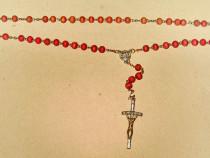 B957-Rozariu-matanii IISUS HRISTOS, Maica, Sfant Padre Pio.