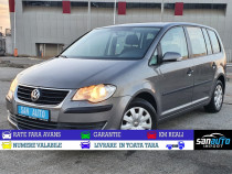 VW Touran / 2007 / 1.9 TDI / Rate fara avans / Garantie