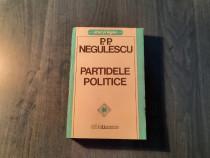 Partide politice de P. P. Negulescu