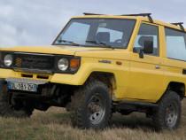 Toyota Land Cruiser 4x4 LJ 70 AUTOUTILITARA - an 1984, 2.4 (
