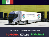 Transport marfa romania italia si retur