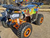 Atv Spyder GRAFFITY 125cc, cel mai Nou model 2021, Robust