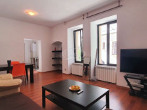 Apartament cu 2 camere, 80 mp, Ultracentral