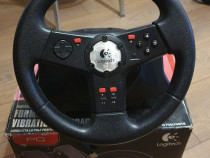 Volan cu Pedale Logitech Formula Vibration FeedBack Wheel