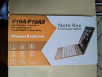 """Tastatura Wireless pentru IPad Air si Air2, IPad Pro 9.7"""", N"""