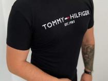 Tricouri bărbați logo brodat new model