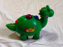 Dinosaur dinosaur de jucarie din plastic vechi vintage