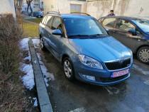 Skoda Fabia rar efectuat 2011 euro 5
