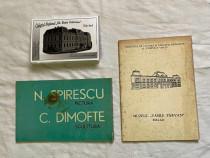 Lot de doua ghiduri de prezentare turistica+un pachet vederi
