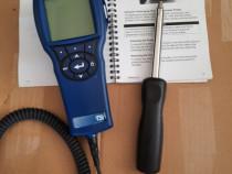 Tester aer condiționat co2 umiditate viteza