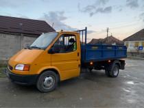 Transport basculabil 3,5 t 3/3,5 mc