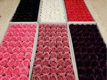 Trandafiri de sapun cutia 50 buc