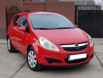 Opel corsa D 1.4 diesel an 2009 inmatriculat ro. acte la zi