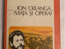 Ion Creanga (viata si opera), de G. Calinescu