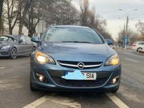 Opel Astra -Euro 6