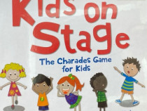Kids on Stage- The Charades Game for Kids (Mima)- STEM- ENG