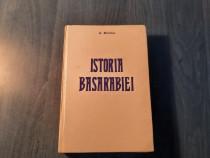 Istoria Basarabiei de Alexandru Boldur